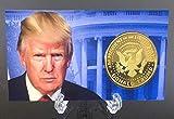 Donald Trump 4 Gold Coin Set, 45th 1st Term