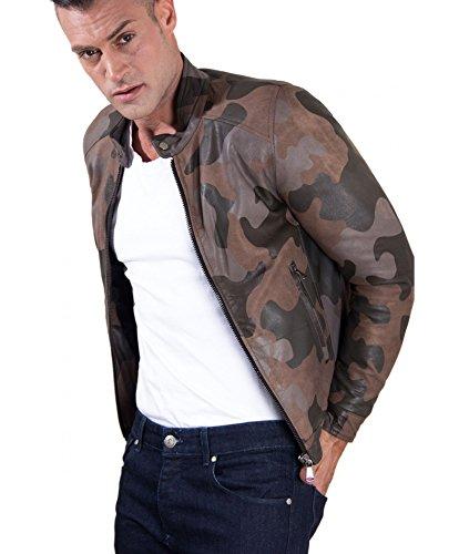 hombre para D'Arienzo camuflaje camuflaje D'Arienzo Chaqueta D'Arienzo hombre camuflaje para Chaqueta D'Arienzo hombre para Chaqueta ZCwxqgOIC