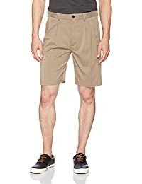 Men's Pleated Mirco Fiber Short