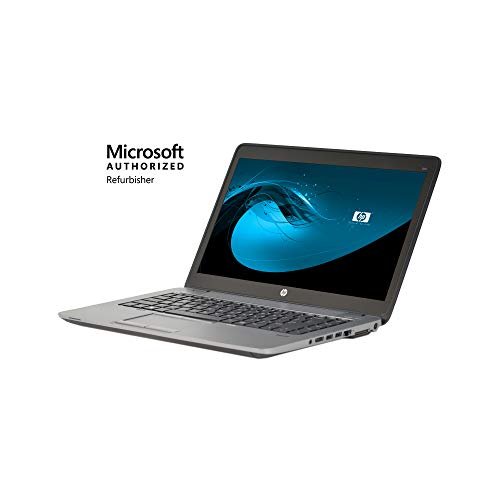 HP EliteBook 840 G1 14in Laptop, Core i5-4300U 1.9GHz, 4GB Ram, 128GB SSD, Windows 10 Pro 64bit (Renewed)