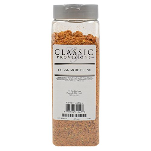 Classic Provisions Spices Cuban Mojo Blend, 17 Ounce