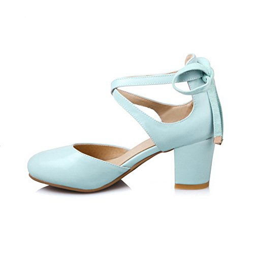 Compensées BalaMasa Bleu Sandales BalaMasa BalaMasa Femme Sandales Femme Bleu Compensées q60Pt6