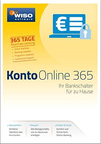 WISO Konto Online 365 [PC Download]