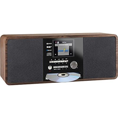 chollos oferta descuentos barato Imperial Dabman i200 del CD híbrido y de Internet de Radio Dab FM CD Diferentes Madera de Colores imi