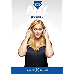 INSIDE AMY SCHUMER: Season Four arrives on DVD May 9th from Comedy Central and Paramount