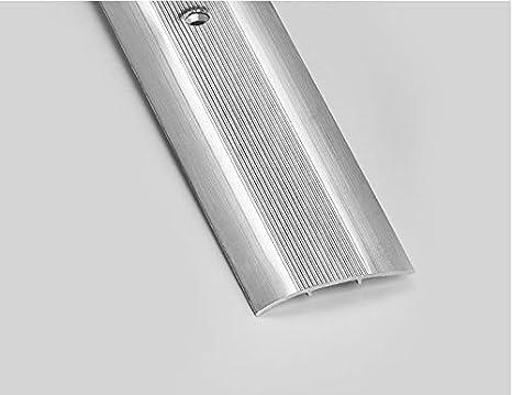 Para puerta aluminio - - para suelo suelos de L 900 x W 37 mm - plateado - unidades 5: Amazon.es: Bricolaje y herramientas