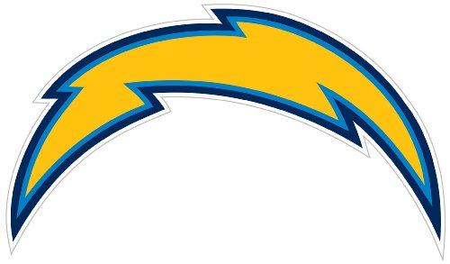 NFL San Diego Chargers 8