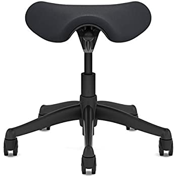 Amazon Com Humanscale F400gw102 Freedom Pony Saddle Seat