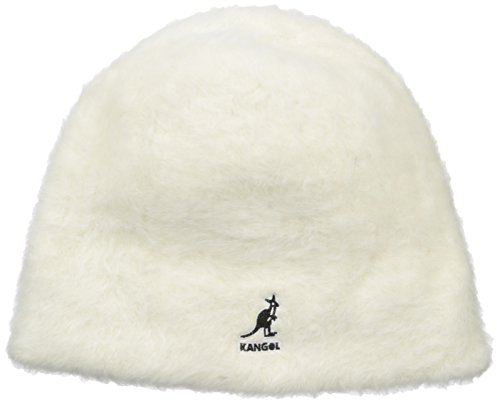 - Kangol Furgora Skull Cap, The Beanie Version of Your Favorite Bucket Hat, Cream (One Size Fits Most)