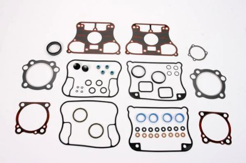 1991-03 HARLEY Sportster: Genuine James Gaskets Top End Gasket Kit (Metal Base & Rocker Cover Gaskets)