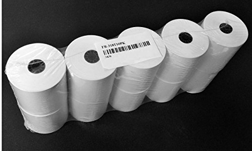 "Point-of-sale Thermal Paper, 3 1/8"" X 230', 10 Rolls"