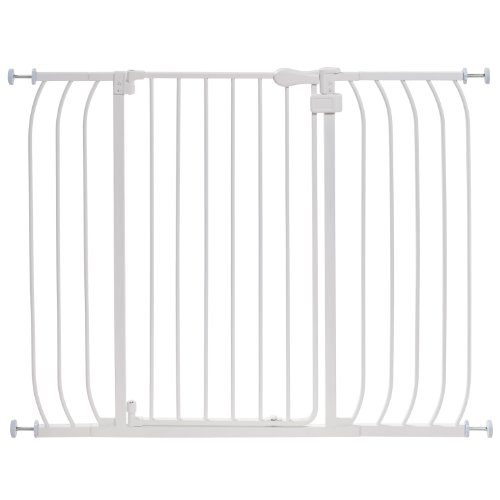 Summer Infant Multi-Use Extra Tall Walk-Thru Gate, White by Summer Infant