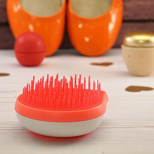 Michel Mercier Travel Size Detangling Brush (Fine Hair) by Michel Mercier (Image #7)