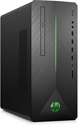 HP Pavilion Gaming 790 0025in Desktop  8th Gen i5 8400/16 GB/2TB/Windows 10, Home/6  GB Graphics , Shadow Black