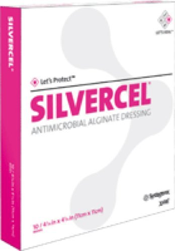 Silvercel Antimicrobial Alginate Dressing Sterile - 7