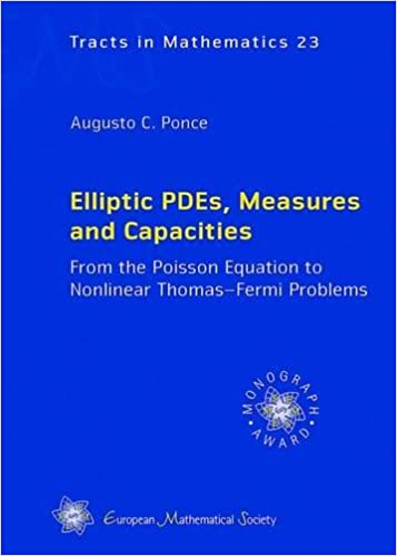 Amazon com: Elliptic Pdes, Measures and Capacities: From the Poisson