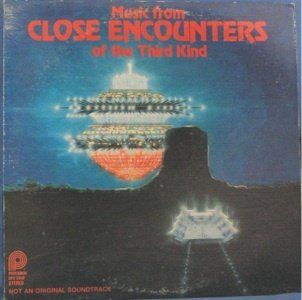 Music From 'Close Encounters of the Third Kind' (1978) / Vinyl Record [Vinyl-lp]