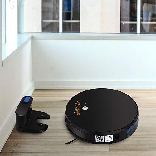Robot Aspirador CleanFast Smart Clean SF407, 4 en 1 Aspira, Barre ...