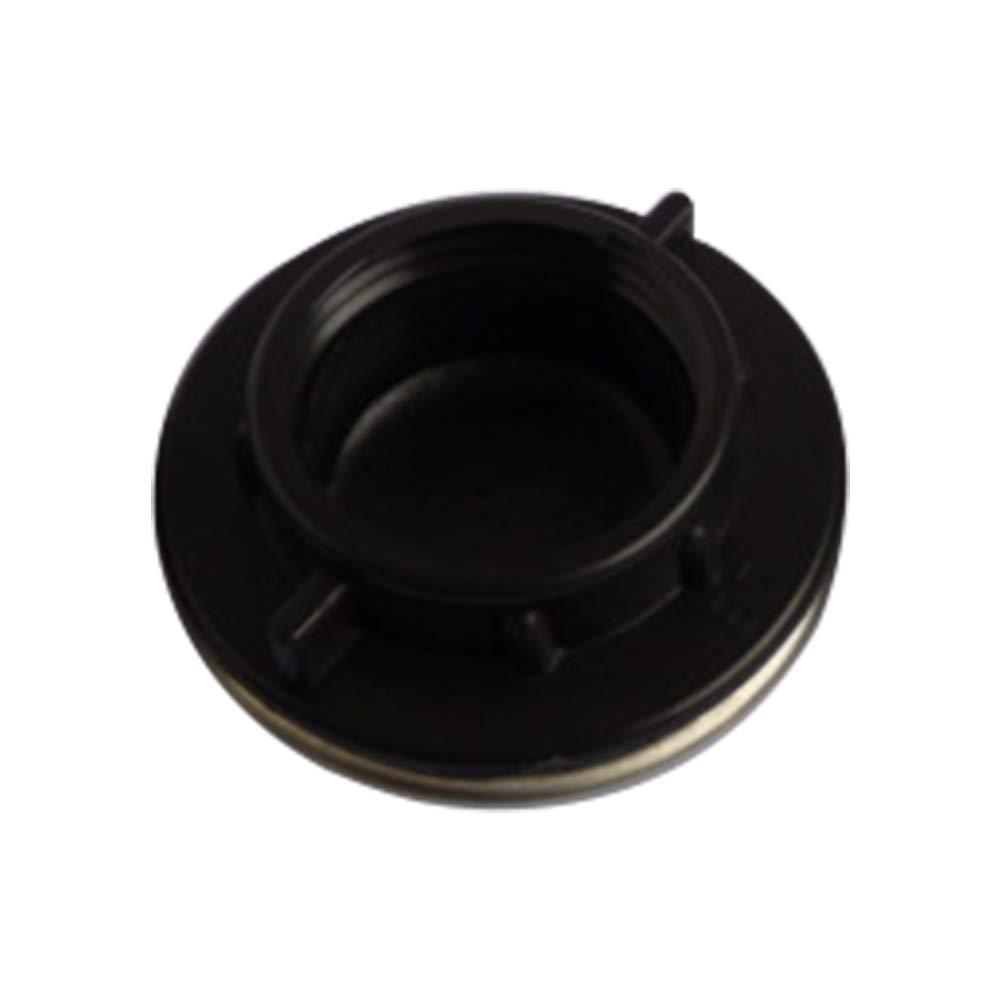 Sweet48 Lot de 2 Cache-Trou en Acier Inoxydable pour Robinet d/évier de Cuisine 36//45 mm 36mm Voir Image
