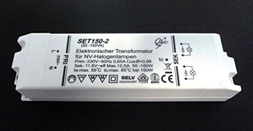 █► SELF SET150-2 Halogen Trafo Transformator 35-105 Watt dimmbar Rolux SET150F-2