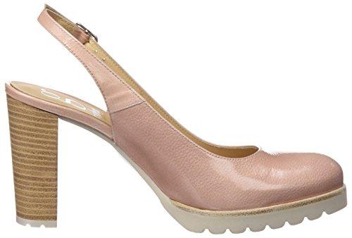 Gadea 40640, Zapatos de Tacón con Punta Cerrada para Mujer Rosa (Honey Rubor)