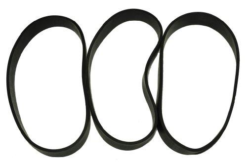 Hoover Upright Vacuum Cleaner Concept I or II Brushroll Belt, 3 belts in pack