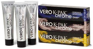 Joico Vero K-Pak Chrome Demi-Permanent Creme Color A5 Medium Ash (Creme Reconstructor)