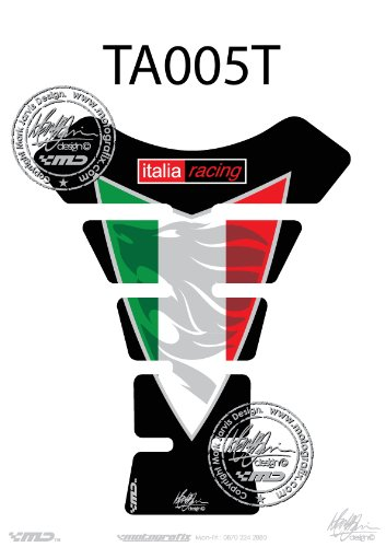 Aprilia RSV MILLE RSV4 R Motorcycle Tank Pad Tankpad Motografix 3D Gel Protector TA005T