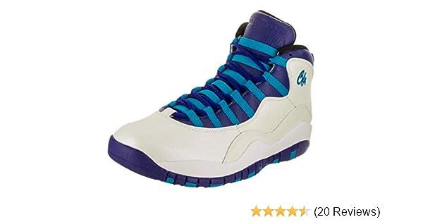 reputable site 3794a 2d107 Amazon.com   Air Jordan RETRO 10 Mens sneakers 310805-107   Basketball