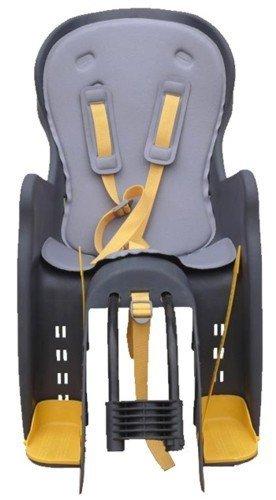 Maurer Kindersitz Hinten Fahrrad CE en-14344 Kompatible für Fahrrad