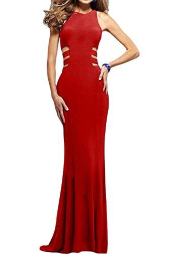 Missdressy - Vestido - para mujer rojo 44