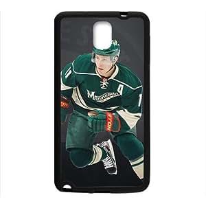 Happy MINNESOTA WILD Hockey NHL Phone Case for Samsung Galaxy Note3