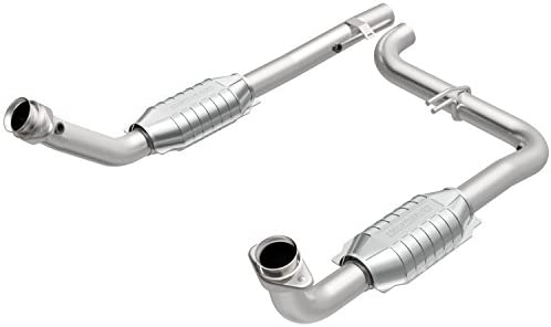 Non CARB compliant MagnaFlow 24177 Direct Fit Catalytic Converter