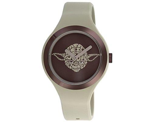 AM:PM Star Wars Yoda Olive Green / Brown Unisex Watch (Yoda Watch)