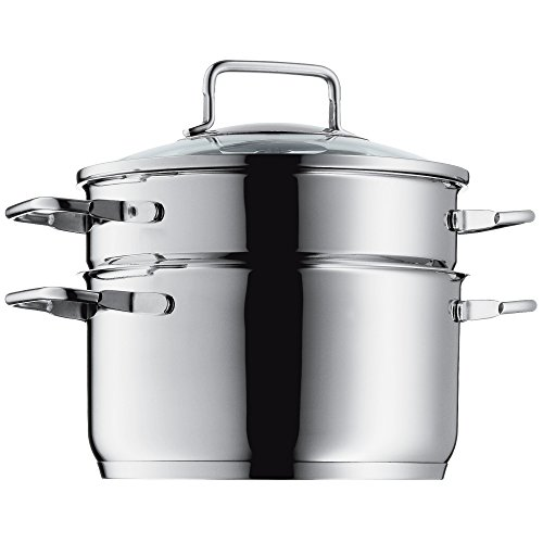 WMF 20 cm Steamer, Silver - Potato Wmf