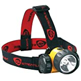 Streamlight® Yellow HAZ-LO® Head Lamp With LED (3 AA Alkaline Batteries Included)