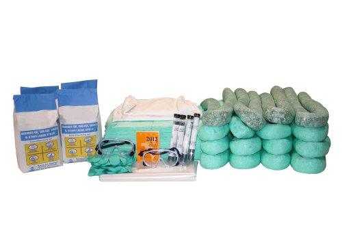 Spill Control 26-9120 Spill Kit Refill, For Truck Mount Transport Drum Hazmat Spill Kit