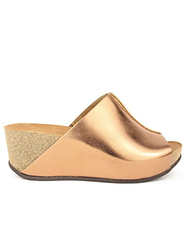 FRAU Fashion Sandals DONNA Bronze Women's xqfxRPH