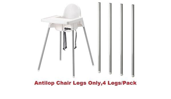 Neuf Ikea Antilop Chaise haute Pieds seulement, 4 pieds/Lot ...