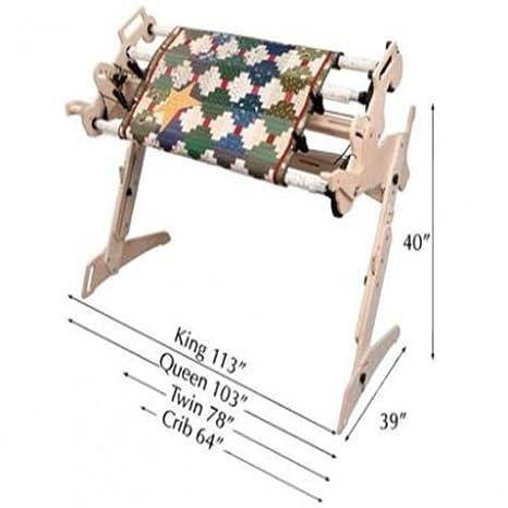 Amazon.com: Grace 3-Z44 Professional Fabri-Fast Quilting Frame-Plain : how to use a quilt frame - Adamdwight.com