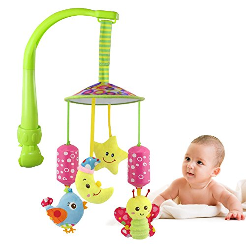 SKK BABY Take Along Activity Mobile Toys,Stroller, Car Seat,Crib Hanging Toys Gift For Newborn Infant