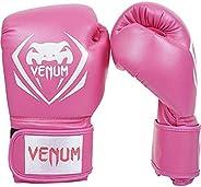 Venum Contender Boxing Gloves - Pink - 14 Oz