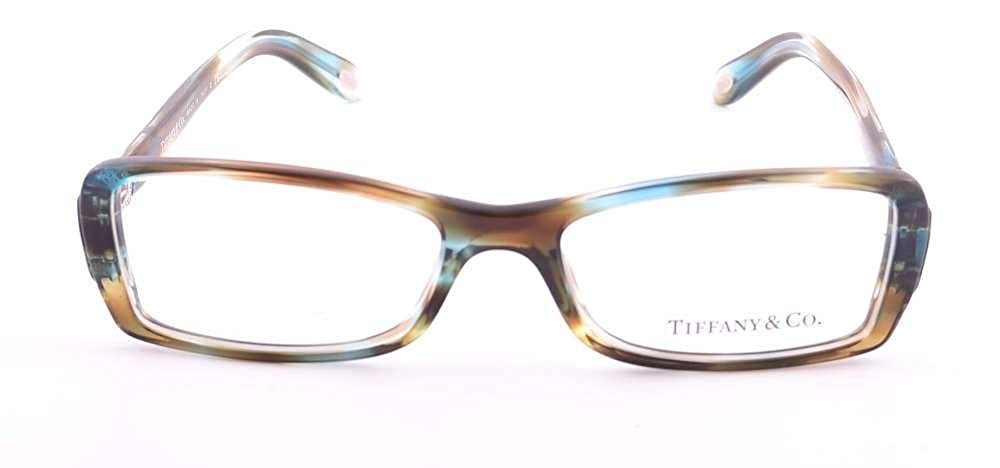 Tiffany   Co TF2048B Eyeglasses (8124) Ocean Turquoise, 53 mm  Amazon.ca   Clothing   Accessories 5280a96b01