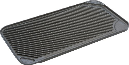 Scanpan Classic Double-Burner Grill Griddle by Scanpan