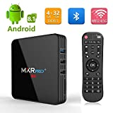 Best Android Streaming Boxes - Android 8.1 TV Box,2019 MXR Pro + 4G Review