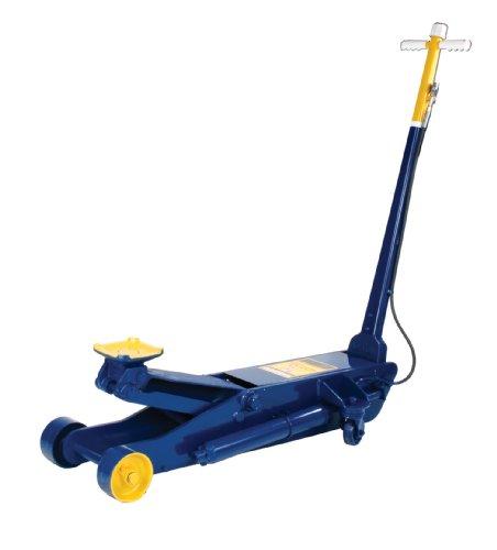 Hein-Werner HW93662 Blue Service Jack - 10 Ton Capacity
