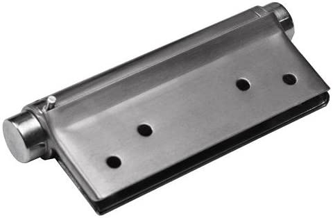 Bandh/öhe 150mm 2x EDELSTAHL Pendelt/ürband Pendelt/ürscharnier T/ürband Scharnier Single Doppel Modell Single