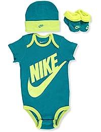 nike 3 piece infant set. baby boys\u0027 3-piece infant set nike 3 piece