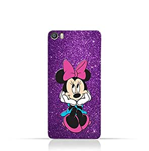 Xiaomi Mi5 TPU Silicone Case with Minnie Mouse Lovely Smile Design