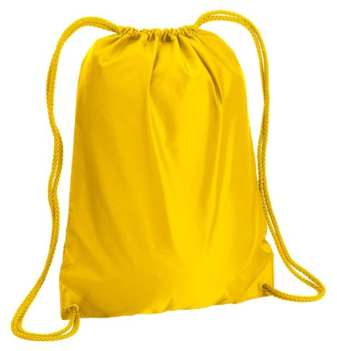 Liberty Bags Boston Drawstring Backpack (8881)- BRIGHT YELLOW, OS For Sale